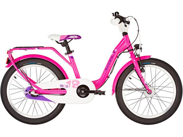 s'cool niXe street 18 Alliage Enfant, pink